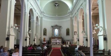Католики в Салониках