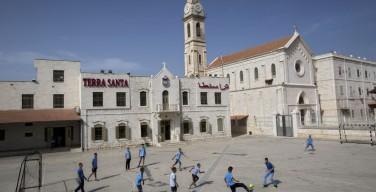 Христианские школы Израиля: надежда на выход из кризиса