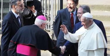 Папа — Синоду вальденсов: мы на пути к полному единству