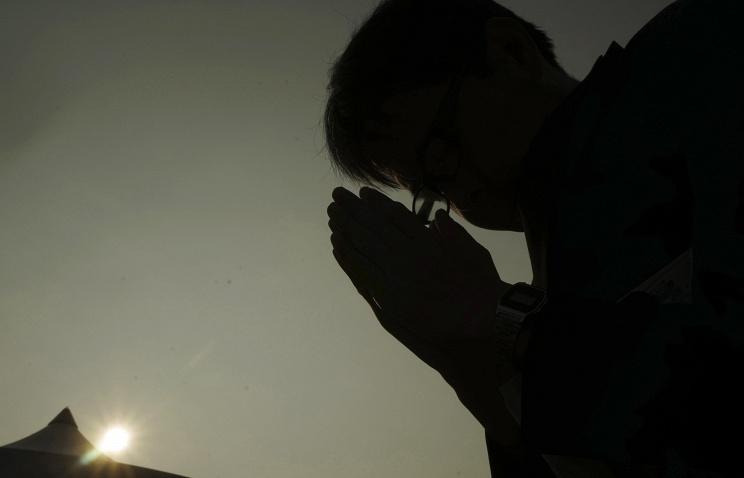 Минутой молчания почтила Япония жертв атомной бомбардировки Хиросимы