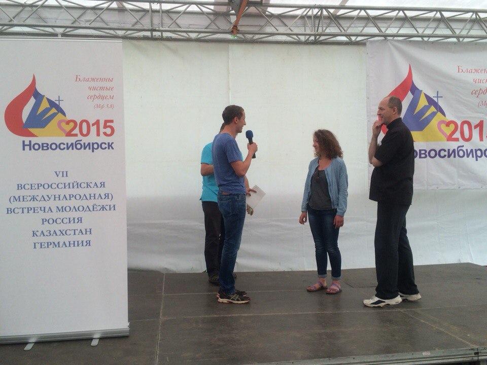 VII Всероссийская / Международная встреча молодежи. Россия, Казахстан, Германия. (ФОТО + ВИДЕО)