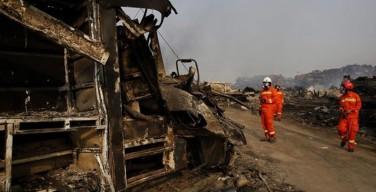 Папа молится о жертвах техногенной катастрофы в Китае