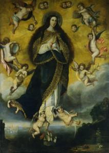 Восхождение Пресвятой Девы Марии на небеса