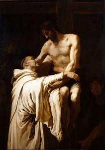 Видение Распятого Христа Бернарду Клервосскому