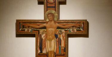 Праздник Воздвижения Святого Креста в Обители братьев-францисканцев