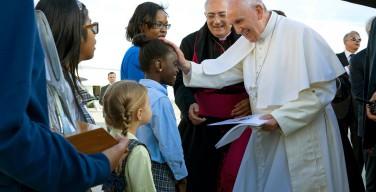 Миссия Папы Франциска в США (Большая фотогалерея)