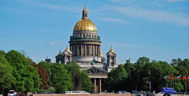 Правительство Петербурга отказалось передавать Исаакиевский собор в ведение РПЦ
