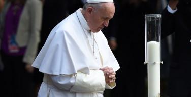 Папа на Граунд-Зиро