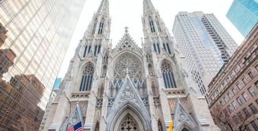 ?Папа Франциск посетит несколько исторических храмов в США