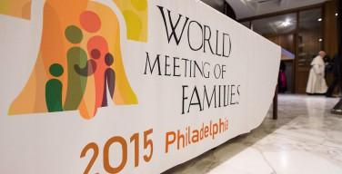 Всемирная встреча семей началась в Филадельфии