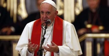 Папа священникам и монашествующим: не бойтесь жить в бедности и быть милосердными