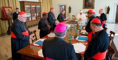 Совет кардиналов предложил создать новую конгрегацию Римской курии