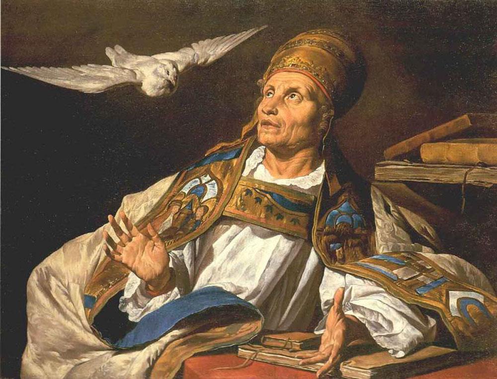 3 сентября. Святой Григорий Великий, Папа и Учитель Церкви. Память
