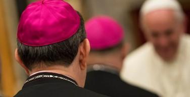 Папа – новопоставленным архиереям: не пренебрегайте далёкими и разочарованными