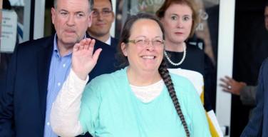 Противница однополых браков выпущена из тюрьмы в США