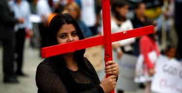 В канун праздника Крестовоздвижения католики Ирака прошли с крестами по Ниневийской долине