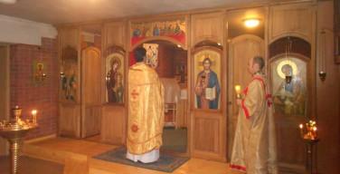 В греко-католической общине Новосибирска возобновились богослужения