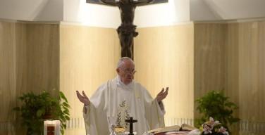 Папа: привязанность к богатству разобщает семьи и провоцирует войны