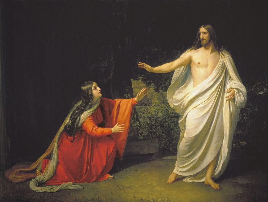 Познать, уверовать, пребывать или что такое любовь ко Христу