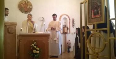 В Кармиле Воскресения Христова в Новосибирске отметили завершение года празднования 500-летия со дня рождения св. Терезы Авильской