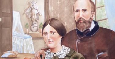 Святые родители святой Терезы