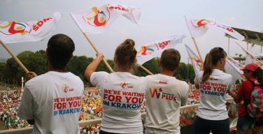 Каждый может отправиться на Всемирный День Молодежи в Краков