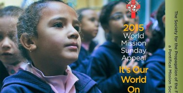 К Всемирному дню миссии опубликована статистика Католической Церкви