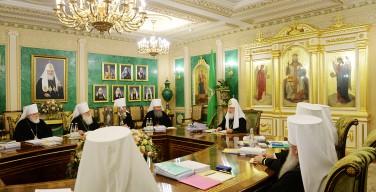 Синод РПЦ принял ряд важных кадровых решений