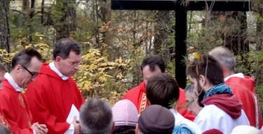 Ежегодное паломничество в Харск