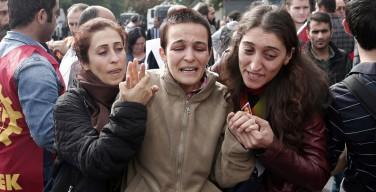 Папа скорбит о жертвах теракта в Турции
