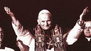 Папа Иоанн Павел II. 16 октября 1978 г.