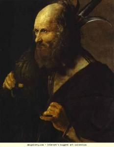 Апостол Иуда Фаддей