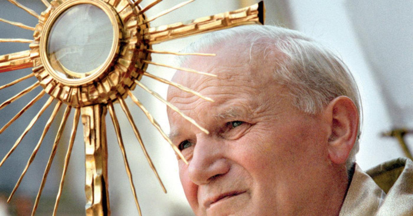 25 главных событий понтификата святого Иоанна Павла II (к дню памяти 22 октября)