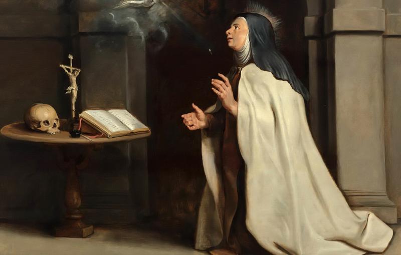 15 октября. Святая Тереза Иисуса (Авильская). Дева и Учитель Церкви. Память