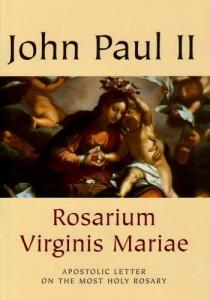 """Апостольское послание """"Rosarium Virginis Mariae"""""""