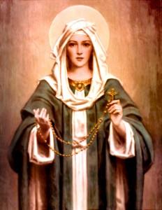 Мадонна Святого Розария