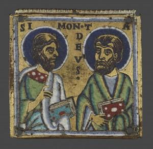 Апостолы Симон Зилот и Иуда Фаддей