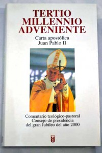 """Апостольское послание """"Tertio millennio adveniente"""""""