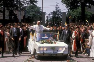 Иоанн Павел II в Польше. 1979 г.
