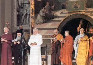 Межрелигиозная встреча в Ассизи. Октябрь 1986 г.