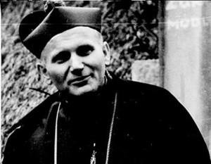 Архиепископ Кароль Войтыла