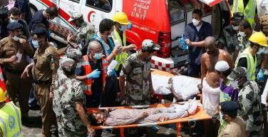 СМИ: число жертв давки во время хаджа близ Мекки превысило 1630