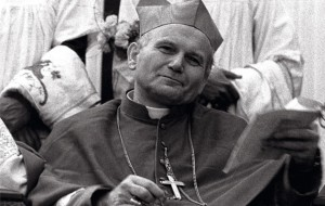 Кардинал Войтыла едет на конклав