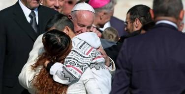 В Италии издана книга детских писем Папе Франциску