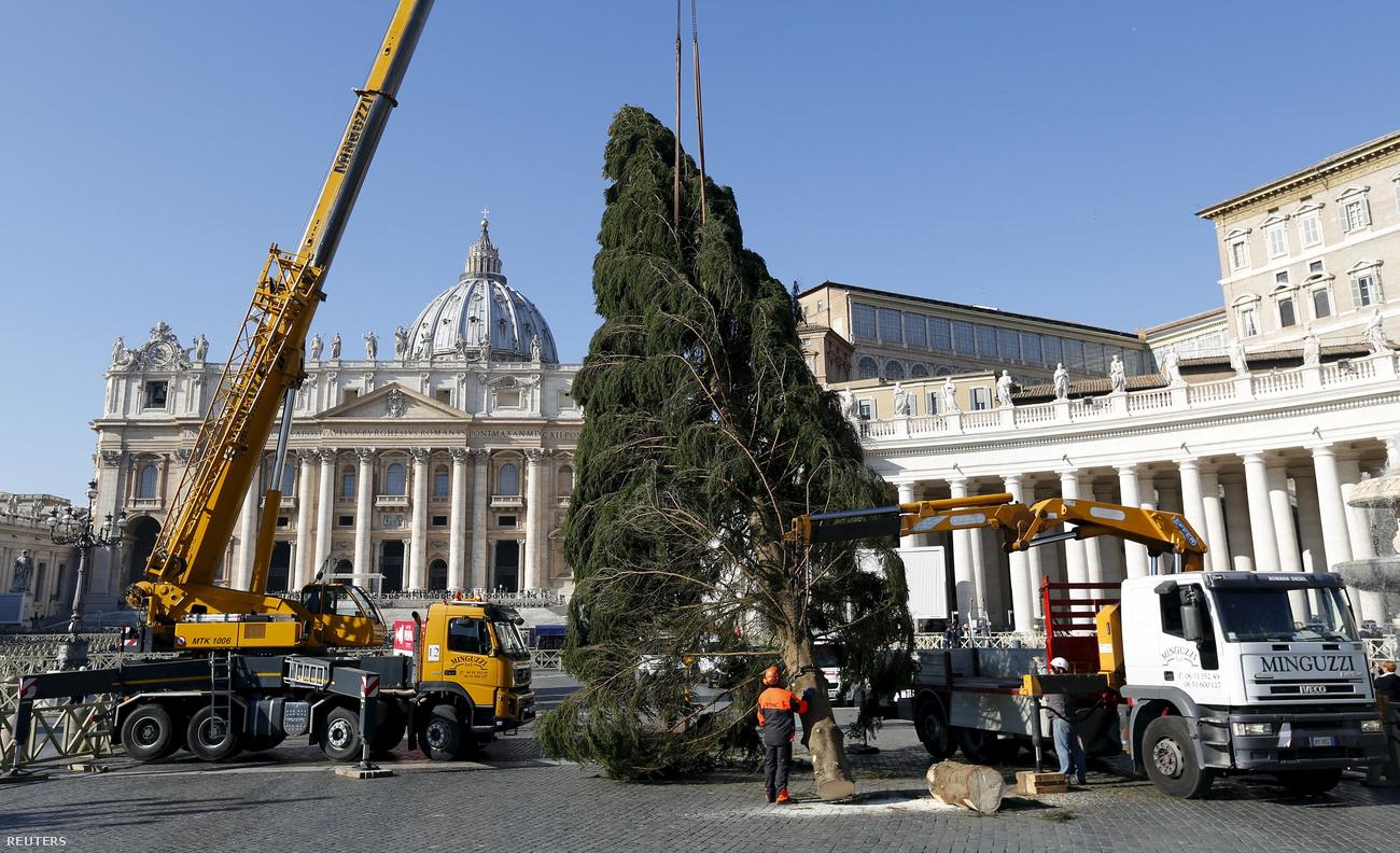 Календарь богослужений Папы с декабря по январь