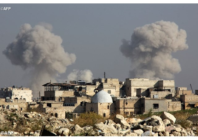 Положение христиан в сирийском Алеппо постоянно ухудшается
