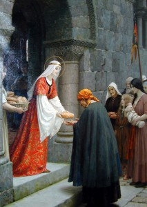 Благотворительность св. Елизаветы