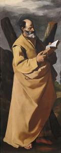 Франсиско де Зурбаран, Святой Апостол Андрей