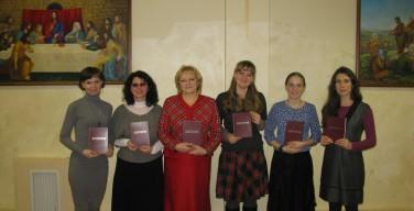 Третий выпуск Епархиальной Школы Катехизации: Владыка Иосиф Верт вручил дипломы (+ ФОТО)