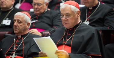 Кардинал Герхард Мюллер утверждает, что в Ватикане нет оппозиции Папе